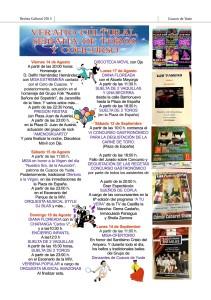 Programa Fiestas Cuacos Agosto 2015 2