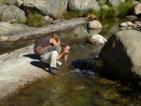gargantas de agua cristalina, cascadas, charcas 2