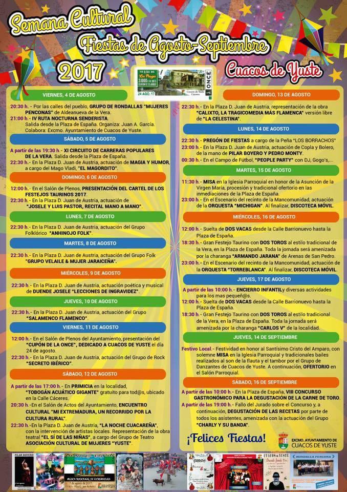 semana-cultural-fiestas-de-agosto-2017-cuacos-de-yuste