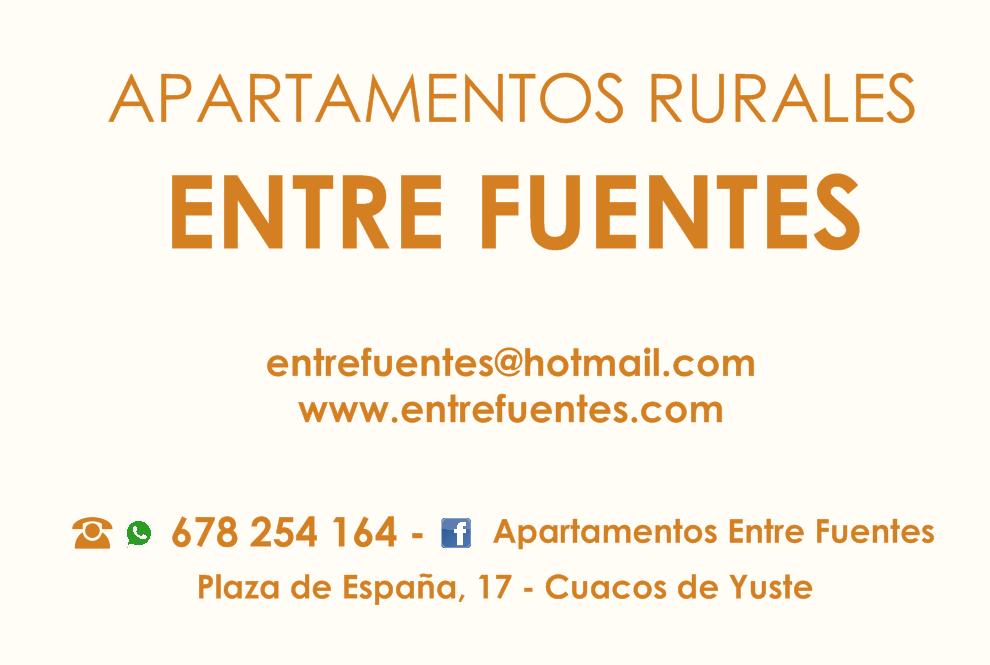 Entre Fuentes Contacto