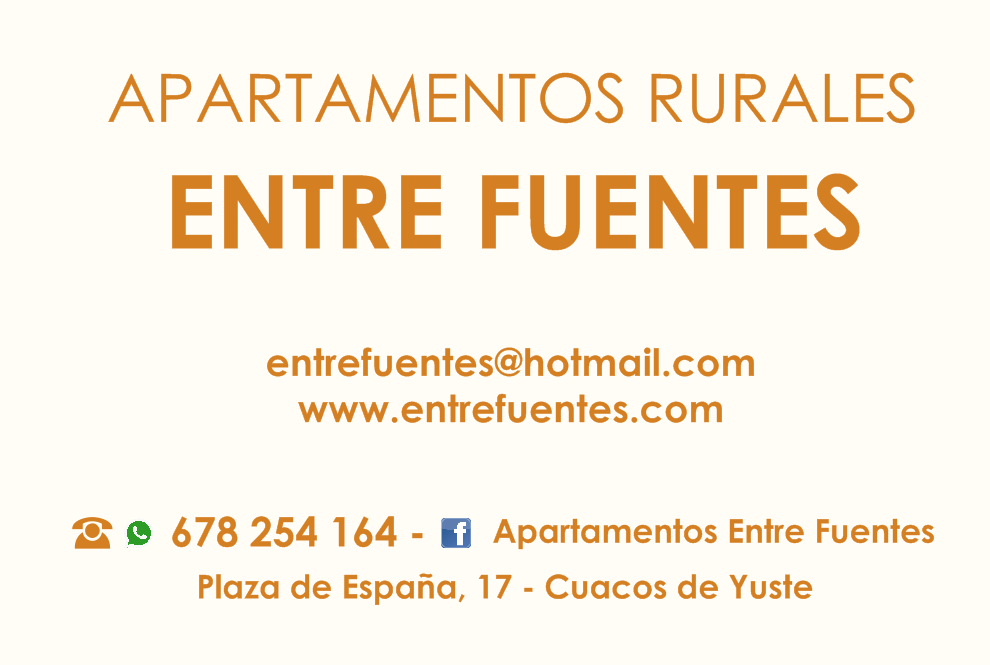 Entre Fuentes Contact